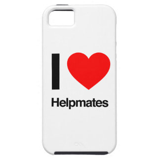 i love helpmates iPhone 5 covers
