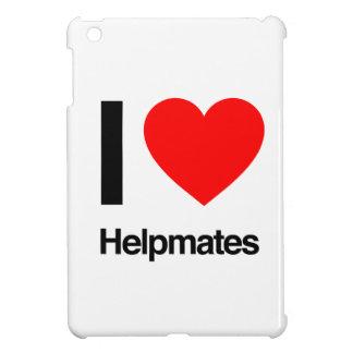i love helpmates iPad mini cover