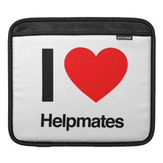 i love helpmates sleeves for iPads