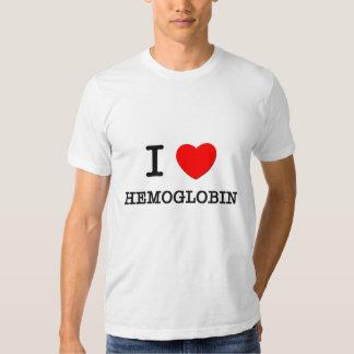 I Love Hemoglobin Tees