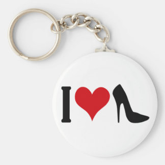 I love High Heels Keychain