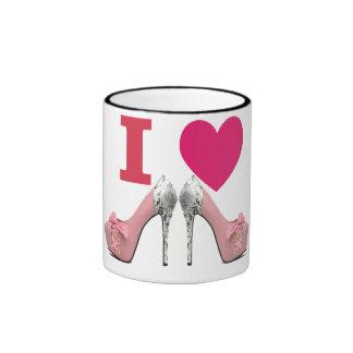 I love High Heels mug