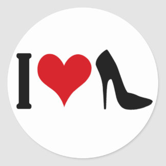 I love High Heels Sticker