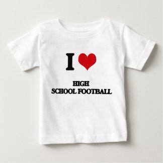 I love High School Football T-shirts