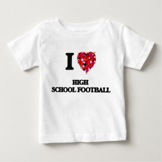I love High School Football Tshirts