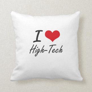 I love High-Tech Throw Cushion