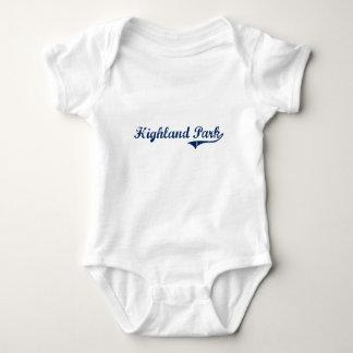 I Love Highland Park Michigan T-shirts