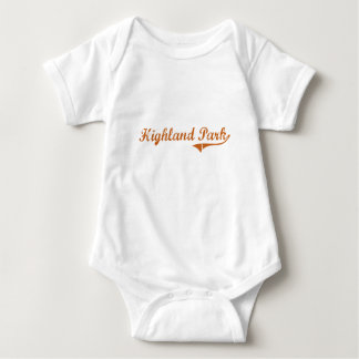 I Love Highland Park Texas Shirt