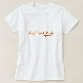 I Love Highland Park Texas T Shirt