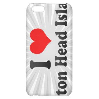 I Love Hilton Head Island, United States Case For iPhone 5C