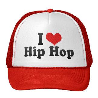 I Love Hip Hop Cap