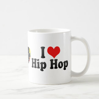 I Love Hip Hop Coffee Mug