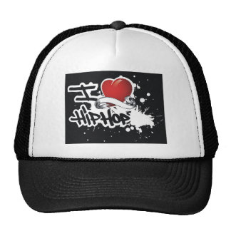 I Love Hip Hop - Hat