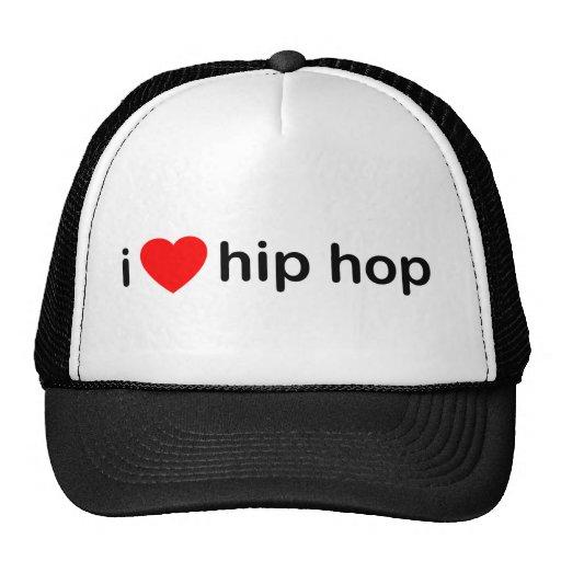 I Love Hip Hop Hats