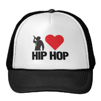 I Love Hip Hop Hat