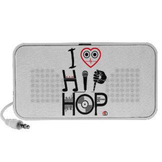 I Love Hip Hop - Speaker