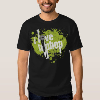 I Love Hip Hop T-shirts