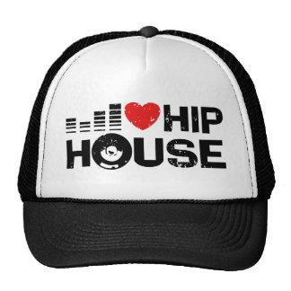 I Love Hip House Cap