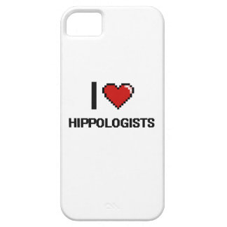 I love Hippologists iPhone 5 Cover