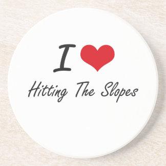 I love Hitting The Slopes Coaster