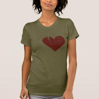 I Love Hoarding Women's Dark T-shirt