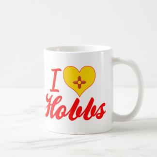 I Love Hobbs, New Mexico Mugs