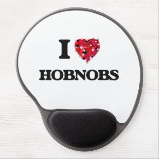 I Love Hobnobs Gel Mouse Pad