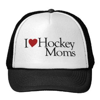I Love Hockey Moms (Sarah Palin) Cap