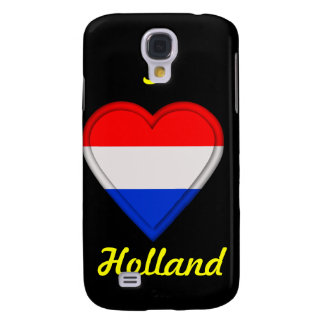 I love Holland Galaxy S4 Case