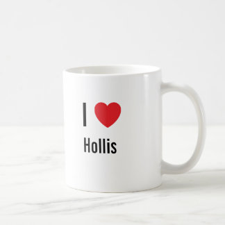 I love Hollis Mugs