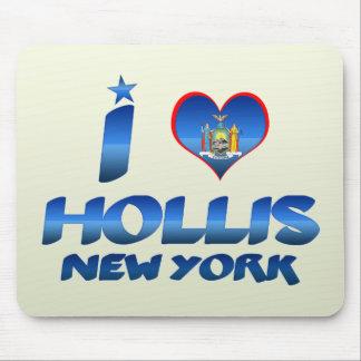 I love Hollis New York Mousepads