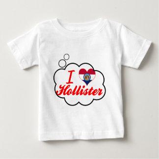 I Love Hollister, Missouri Infant T-Shirt