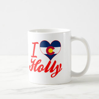 I Love Holly, Colorado Coffee Mug