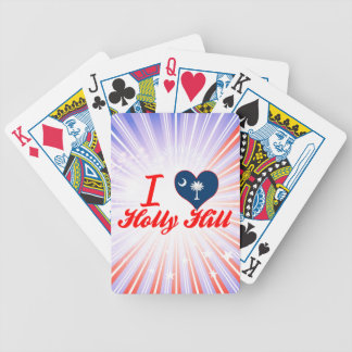 I Love Holly Hill South Carolina Card Decks