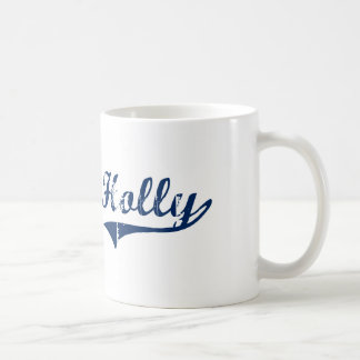 I Love Holly Michigan Coffee Mugs