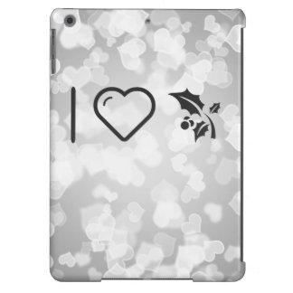 I Love Hollys Case For iPad Air