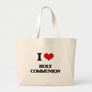 I love Holy Communion Tote Bag