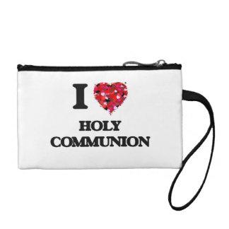 I Love Holy Communion Change Purse