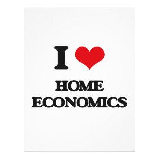 I love Home Economics Custom Flyer