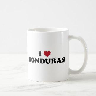 I Love Honduras Coffee Mug
