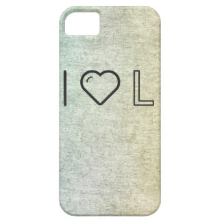 I Love Honduras Currencys Barely There iPhone 5 Case