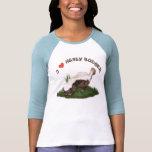 I Love Honey Badger Tee Shirts