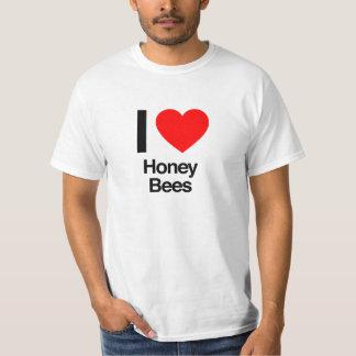 i love honey bees tshirts