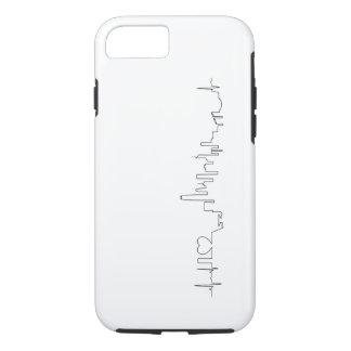 I love Hong Kong (ecg style) souvenir iPhone 7 Case
