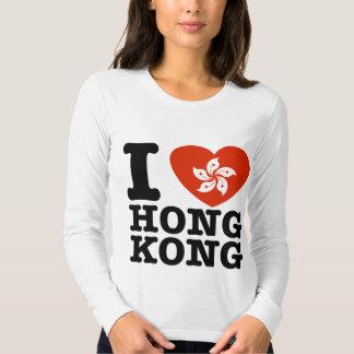 I Love Hong Kong Tees