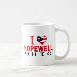 I love Hopewell, Ohio Mug