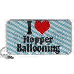 I love Hopper Ballooning Notebook Speakers