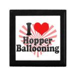 I love Hopper Ballooning Trinket Boxes