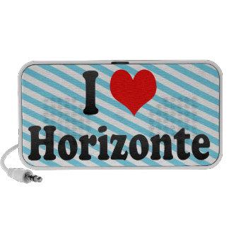 I Love Horizonte, Brazil Travel Speakers