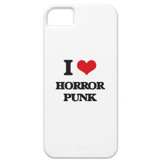 I Love HORROR PUNK iPhone 5/5S Covers